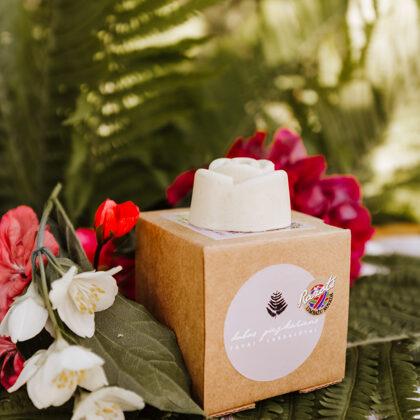 Romantiskā Lemiseles sviesta puķīte